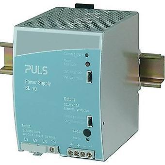 PULS SilverLine SL10.300 Rail mounted PSU (DIN) 24 V DC 10 A 240 W 1 x