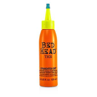 Bed Head Straighten Out 98% Humidity-defying Straightening Cream - 120ml/4oz