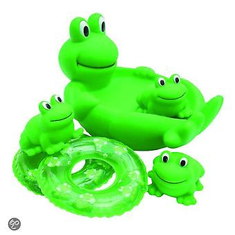 Yookidoo Frog Family (Babies and Children , Toys , Preschool , Babies , Bathing Toys)