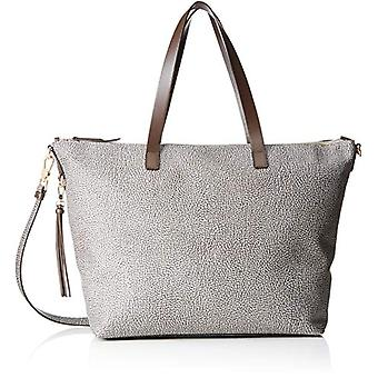 Bourbon94070f09 Bag Tote Women Grey (Slate/Cortex) 33x30x15 cm (W x H x L)