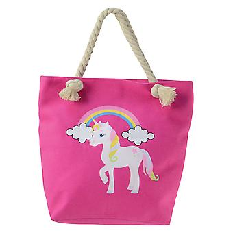 Little Rider Childrens/Kids Unicorn Tote Bag