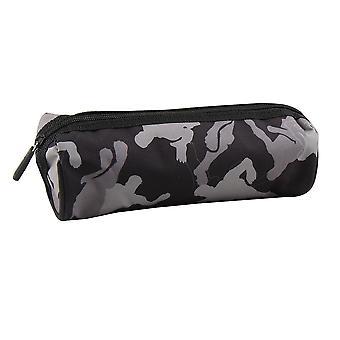 Fortnite Stiftemäppchen Silhouettes schwarz, Reißverschluss, 100% Polyester.