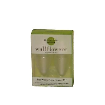 Bad & Body Works Coconut lime Verbena wallflowers refill (2 pærer)