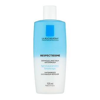 La Roche-Posay Respectissime Waterproof Eye Make-Up Remover 125ml