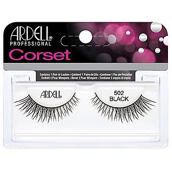 Ardell Corset Lashes 502 Black