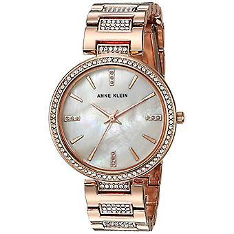 Anne Klein Clock Woman Ref. AK/3126BMRG