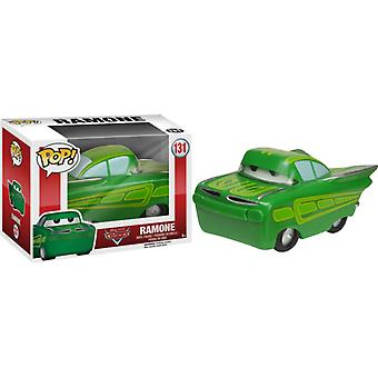 Cars Ramone with Green Paint Deco US Exclusive Pop! Vinyl