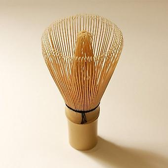 Bamboo Tea Sets Matcha Whisk - Chasen Teaism Accessories Dishware & Serving Pieces - 110mm X 58mm