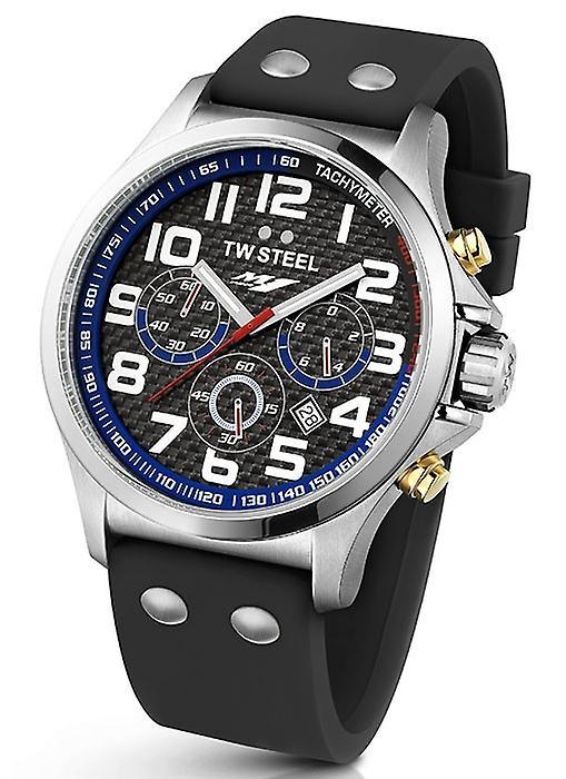 Tw Steel Tw926 Yamaha Factory Racing Watch 45mm