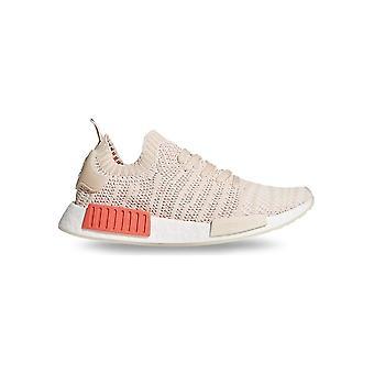 Adidas - Shoes - Sneakers - CQ2030_NMD_R1_STLT - Unisex - lavenderblush,white - UK 6.0