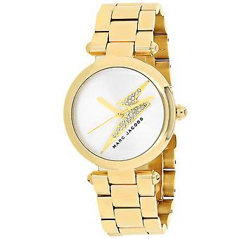 Marc Jacobs Women's Dotty Silver Dial Watch - MJ3545