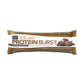 QNT Protein Burst Bar e Energia Boost Up Snack (Chocolate) 12 X 70g