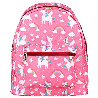 Sass & Belle Rainbow Unicorn Backpack