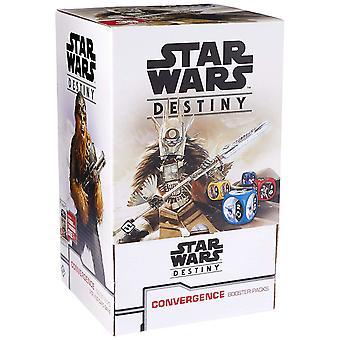FFG Star Wars Destiny Convergence Booster Pack Display (Pacote de 36)