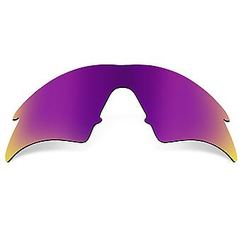 Polarized Replacement Lenses for Oakley M Frame Sweep Frame Purple Anti-Scratch Anti-Glare UV400 by SeekOptics