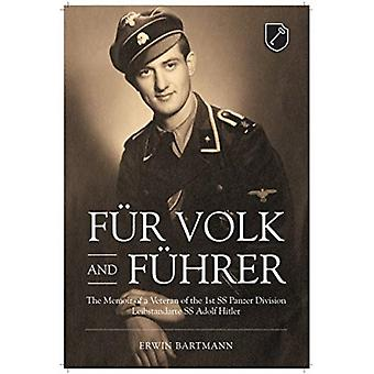 FuR Volk and FuHrer by Erwin Bartmann