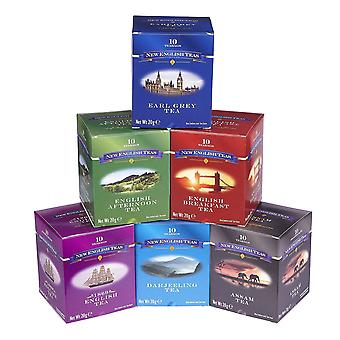 English classics six tea gift pack