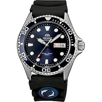 Orient - Wristwatch - Automatic Sports Watch - Rubber Band - 41.5mm AA02008D
