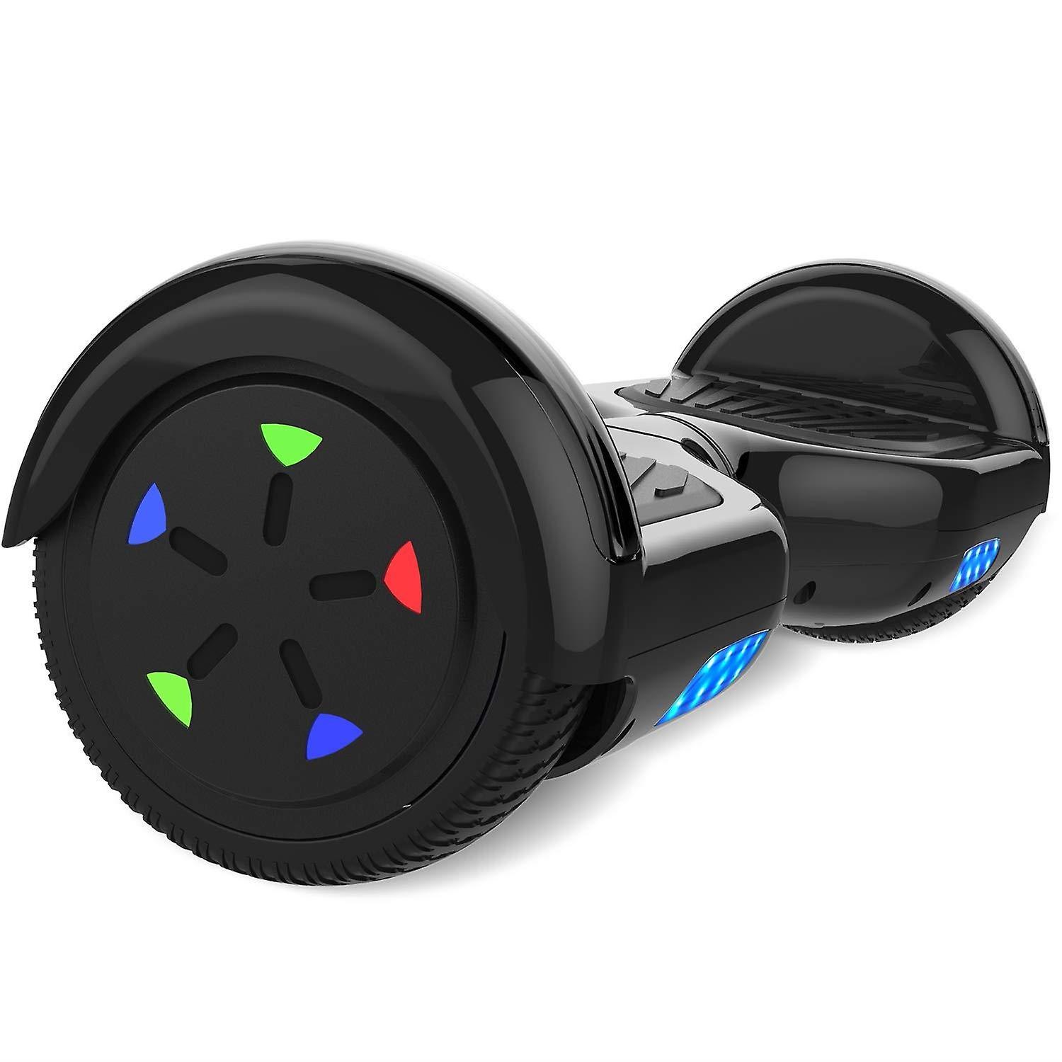 Hoverboard- Segway - Electric Skateboard - Electric Hoverboard - 700W Motor - Built-in Bluetooth Speakers - LED - Self Balanced Electric Scooter with CE Safety System - New Design 2020Bluetooth hoverboard