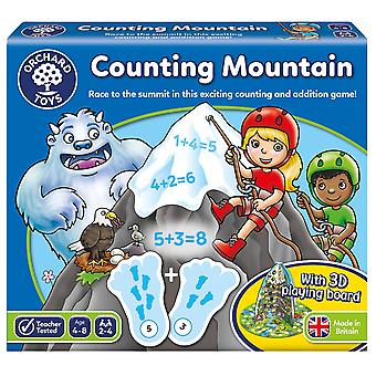 Orchard Counting Mountain Learning Game