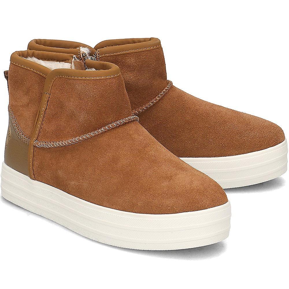 Skechers Double UP Shorty 836CSNT universele winter dames schoenen 1zlHwR
