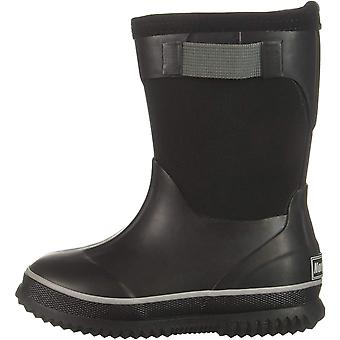 Kids Northside Boys NEO Rubber Mid-Calf Lace Up Rain Boots