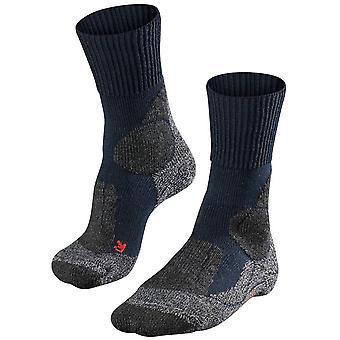 Falke trekking 1 sokker-Marine Navy