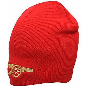 Arsenal FC officiële voetbal Core Cannon embleem Beanie muts