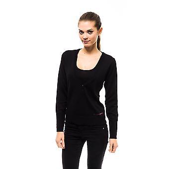Black Pullover Ungaro Woman