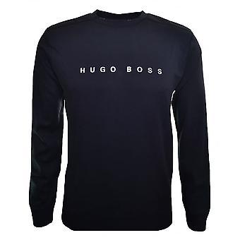 Hugo Boss Leisure Wear Hugo Boss Men's Black Sweatshirt