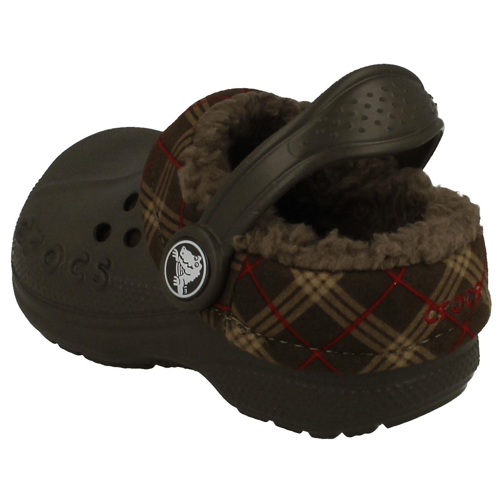 Jongens Crocs Blitzen Winter Plaid Kids g2fm6Y