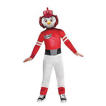 Boys Rod Costume -Top Wing