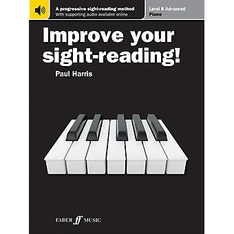 Improve Your SightReading Level 8 US EDITION by By composer Paul Harris