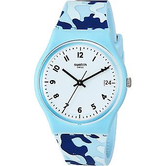 Swatch Camoublue Ladies Watch