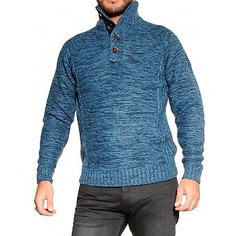 Men's sweater 60335 fitted cut
