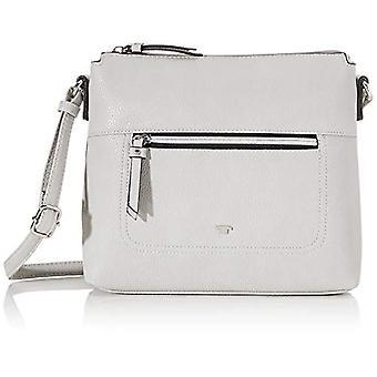 Tom Tailor Acc Kasiana - Women Grey Shoulder Bags (Grau) 26.5x23x7.5 cm (W x H L)