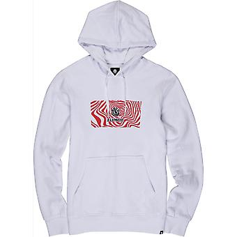 Element Vogel Pullover Hoody in Optic White