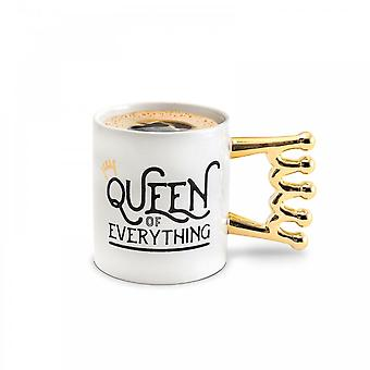 BigMouth Inc. Queen Of Everything Mug