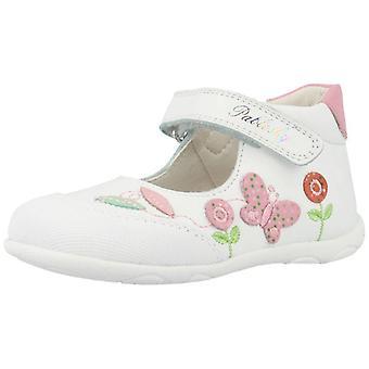 Pablosky Sandals 078900 White Color