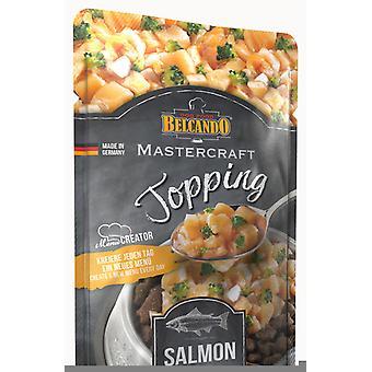 Belcando Mastercraft Topping Salmon (Dogs , Dog Food , Wet Food)