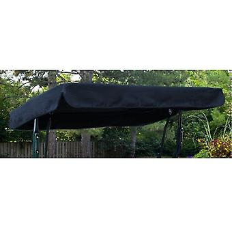 Navy Water Resiatant 2 Seater Replacement Chiopy per Garden Hammock Swing Seat