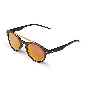 Polaroid Original Unisex Spring/Summer Sunglasses - Brown Color 31896