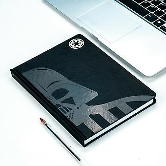 CDU of 12 Darth Vader Notebook Star Wars Writing Notepad 200 pages Lines