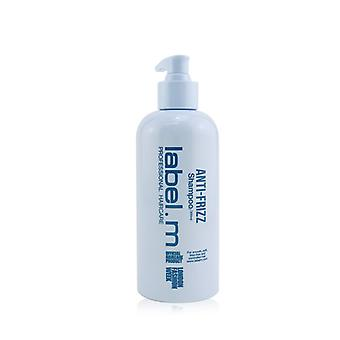 Label.m Anti-frizz Shampoo (for Smooth Soft Frizz-free And Controlled Hair) - 300ml/10oz