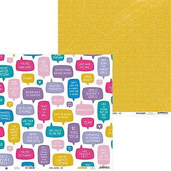 Piatek13 - Paper Girl Gang 02 P13-GRL-02 12x12