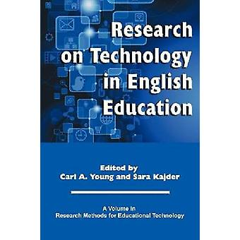 Research on Technology in English Education par Young et Carl A.