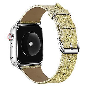 Apple Watch Armband 38 mm - Authentisches Leder