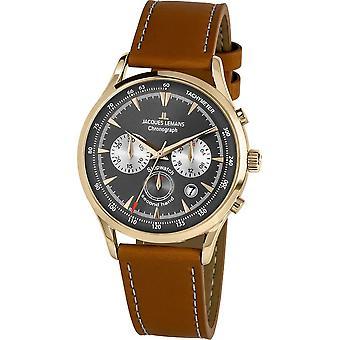 ジャック・レマンズ - 腕時計 - メンズ'レトロクラシック - - 1-2068J