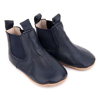 SKEANIE Stivali da equitazione Baby & Toddler in Navy Blue