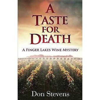 A Taste for Death by Stevens & Don